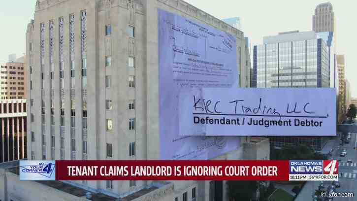 IN YOUR CORNER: Tenant still out thousands after landlord no-shows in court
