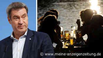 Alarmierende Corona-Zahlen in Bayern: Beschließt Söder-Kabinett Regelverschärfung? Pressekonferenz JETZT live