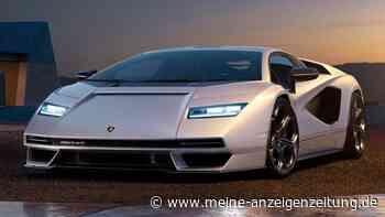 Countach-Designer wütend über Lamborghini-Neuauflage – er reagiert ungewöhnlich