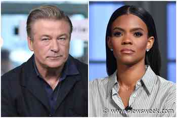 Alec Baldwin's Daughter Slams Candace Owens for Calling Shooting 'Poetic Justice' - Newsweek