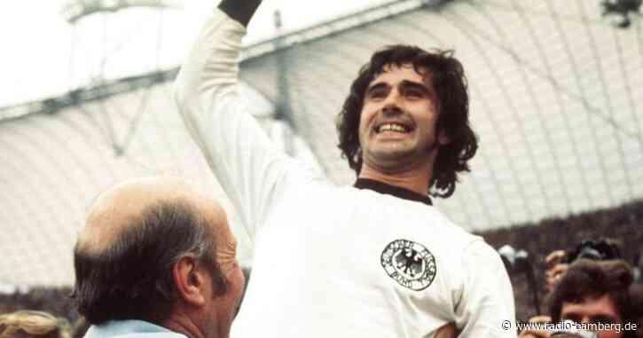 Gerd Müller posthum als «Legende des Sports» ausgezeichnet