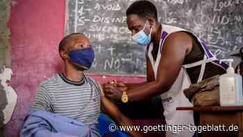 WHO:Pandemie hat ungerechte, kaputte und gespaltene Welt entlarvt
