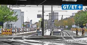 Erster Hochbahnsteig in Badenstedt soll noch in diesem Jahr fertig werden