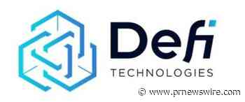 /R E P E A T -- Valour Inc., a Subsidiary of DeFi Technologies, Launches World's First Uniswap Exchange Traded Product/