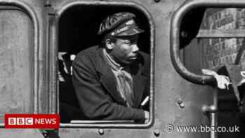King's Cross: Plaque unveiled for Britain's first black train driver
