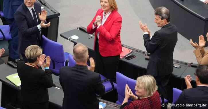 SPD-Politikerin Bas zur Bundestagspräsidentin gewählt