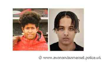 Appeal to find missing teenage boys