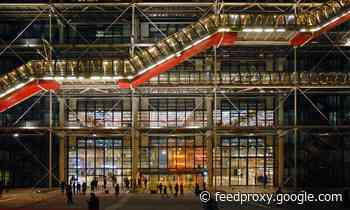 Pompidou Center In Paris To Postpone Renovation Until After 2024 Olympics