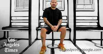 How Joshua Vides Went From Graffiti Artist To Designing For Global Brands