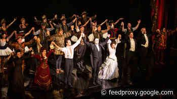 Inside The Phantom's Return To Broadway