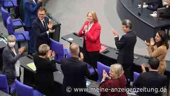 Neue Bundestagspräsidentin gewählt: SPD-Politikerin Bas beerbt Schäuble und sorgt direkt für Gänsehaut-Moment