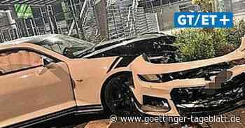 Fuhr Wolfsburger Polizist illegales Autorennen? Experten begutachten Unfallwagen