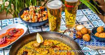 New Ibiza themed tapas bar and restaurant opening in Liverpool city centre