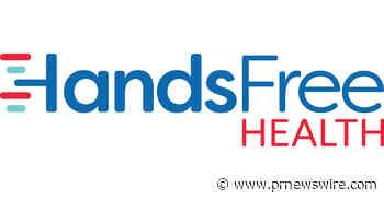 HandsFree Health's Digital Health Platform Achieves Milestone With Nationwide Usage