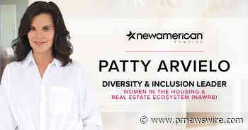 Patty Arvielo Honored with Diversity & Inclusion Leader Award