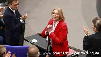 Bärbel Bas zur Bundestagspräsidentin gewählt
