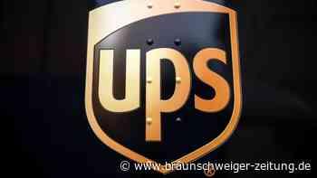 Paketdienst UPS steigert Gewinn deutlich