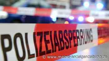 Mann in Erlangen mit Messer bedroht: Unbekannte Täter gesucht