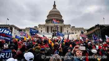 Sturm aufs US-Kapitol: Steuerten Republikaner den Angriff?