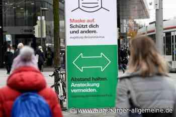 Corona in Augsburg: Inzidenz sinkt deutlich, 24 Neuinfektionen registriert