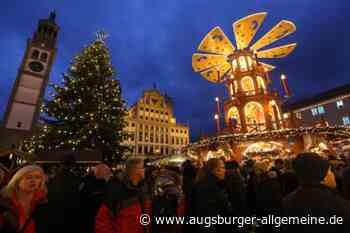 Zeiten, Corona-Regeln, Programm: Die Infos zum Christkindlesmarkt 2021 in Augsburg