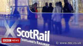 COP26: Minister 'not optimistic' of avoiding rail strike