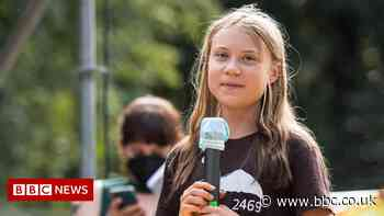 Greta Thunberg to march at Glasgow climate protest