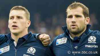 Scotland v Tonga: Mark Bennett and Fraser Brown miss out for Scots