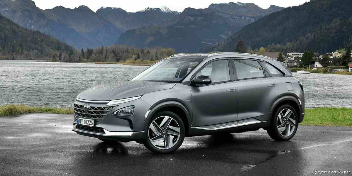 Hyundai ruft wohl 15.000 Nexo zurück - www.electrive.net