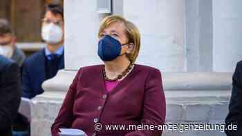 Ära Merkel endet offiziell: Bundeskanzlerin erhält Entlassungsurkunde