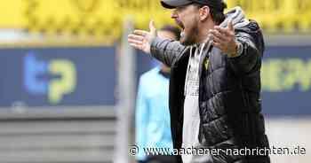 Krise am Tivoli: Alemannia trennt sich von Trainer Patrick Helmes