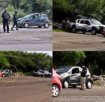 Criminales protagonizan persecución y balacera en el tramo Veracruz-Medellín; dejan un muerto y dos levantados - plumas libres