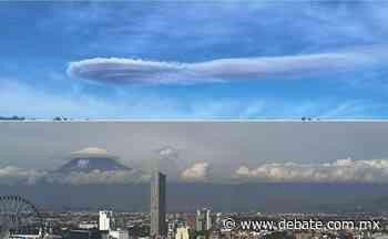 ¿Aliens, OVNIS? ¿Qué son las extrañas nubes captadas en Xalapa, Veracruz? (FOTO) - Debate