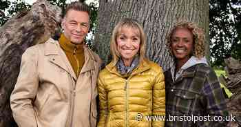 When does Autumnwatch 2021 start and who are the presenters?