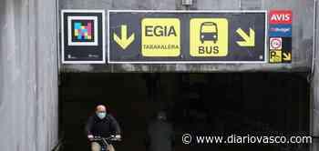 El pasadizo de Egia se cierra al menos hasta enero de 2024 por las obras de la estación de Atotxa - Diario Vasco