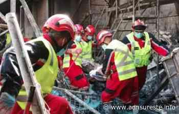 Localizan cuerpo calcinado dentro de bodega incendiada en San Sebastián Tutla (18:00 h) - ADNl sureste