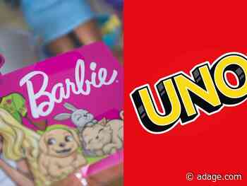 Barbie joins TikTok as Mattel looks to boost the social reach of its iconic brands