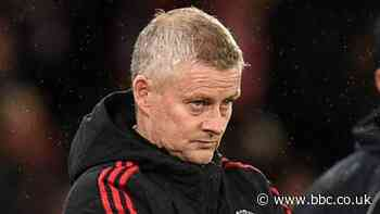 Ole Gunnar Solskjaer 'has come too far to give up' after Manchester United thrashing by Liverpool