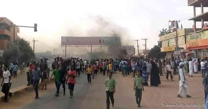 Sudan: Entmachteter Regierungschef in Militärgewahrsam