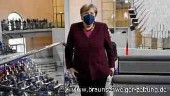 Steinmeier entlässt Kanzlerin Merkel und Minister aus Amt