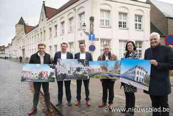 """Groen licht voor 'Boevrie', grootste woonontwikkeling in Brugse binnenstad : """"Al stevige wachtlijst voor nieuwe woningen"""""""