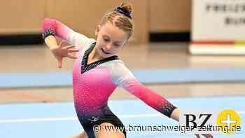 Anna Sophie Albrecht holt Bronze auf nationaler Ebene