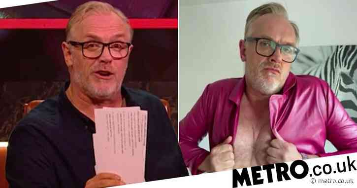 Greg Davies leaves Never Mind The Buzzcocks panel speechless as he 'butchers' Ms Banks fashion range