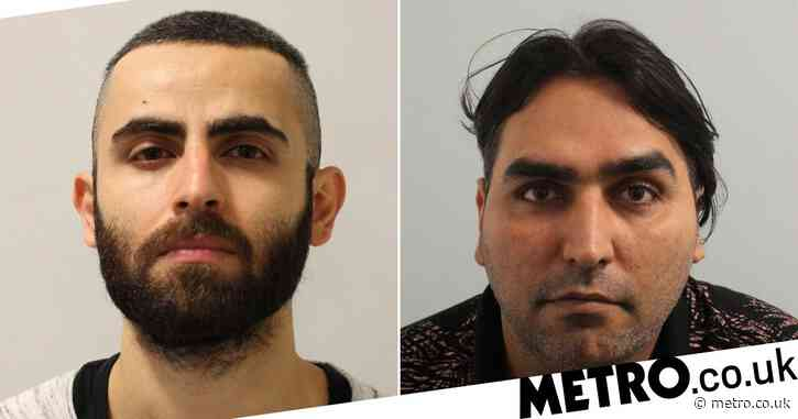 First pictures of UK residents jailed for smuggling 250 people across Channel
