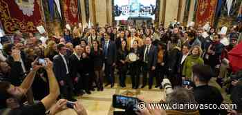 El martes se abre el plazo para presentar candidaturas al Tambor de Oro de 2022 - Diario Vasco