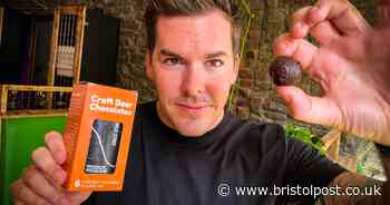 The new Bristol business using local beer in its handmade chocolates
