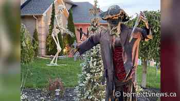 Rotary Club of Barrie contest calls for most spooktacular display