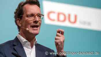 Hendrik Wüst will NRW-Ministerpräsident werden - doch er ist weitgehend unbekannt