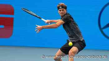Zverev nach Sieg gegen Krajinovic in Wien imAchtelfinale