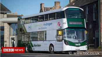 Aberdeen hydrogen hub 'could create 700 jobs by 2030'